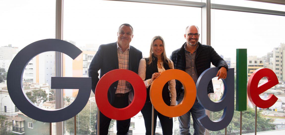 Ransa y Google se unen para consolidar data en la nube, que aportará al desarrollo de la competitividad logística en el país
