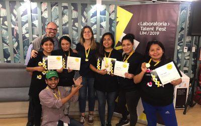 Ransa ganó el primer lugar en la hackathon de Laboratoria