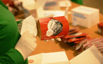 Evitemos una segunda ola de contagios: Grupo Romero entrega gratis 1 MILLÓN de mascarillas KN95