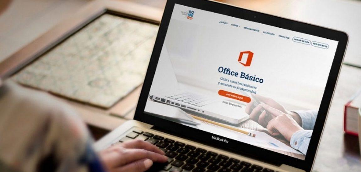 Fundación Romero y el Ministerio de Trabajo entregan 200 mil becas para reenganchar con el empleo